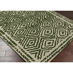 "Surya Beth Lacefield Atlas Spruce Green (ATS-1009) Rectangle 2'0"" x 3'0"""