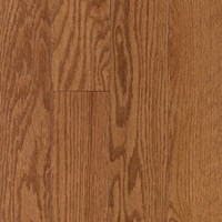 "Mohawk Woodleigh: Butterscotch 3/4"" x 3 1/4"" Solid Hardwood 34202-22 <br> <font color=#e4382e> Clearance Pricing! <br>Only 4,681 SF Remaining! </font>"