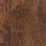 Karndean Art Select: Hickory Nutmeg Hand Crafted Wood Luxury Vinyl Plank EW03