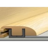 "Mannington Value Lock Collection: Reducer Washington Honeytone Oak - 94"" Long"
