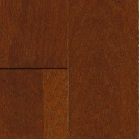 "Mannington LockSolid American Hickory: Russet 3/8"" x 5"" Engineered Hardwood AMYLG05RU1"