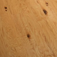 "From The Forest Oak Street: Natural Red Oak 3/8"" x 5"" Engineered Hardwood NW5SHNNARO"