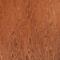 "From The Forest Oak Street: Butterscotch Red Oak 3/8"" x 5"" Engineered Hardwood NW5SHSBURO"