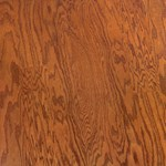"From The Forest Oak Street: Honey Red Oak 3/8"" x 5"" Engineered Hardwood NWS5SHSORO"