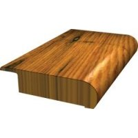 "From The Forest Oak Street: Stair Nose Copper Mist Red Oak - 78"" Long"