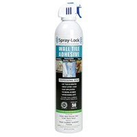Spray-Lock WTA Wall Tile Adhesive - 22 oz. Can