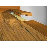 "Prefinished Maple Stair Nose (sierra) - 78"" Long"