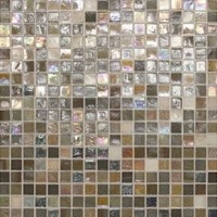 "Daltile City Lights Glass Mosaic 12"" x 12"" : Barcelona CL661212MS1P"