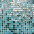 "Daltile City Lights Glass Mosaic 12"" x 12"" : Honolulu CL721212MS1P"