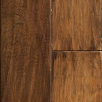 "Mannington Mountain View Hickory: Bark 3/8"" x 5"" Engineered Hardwood MVH05BK1"