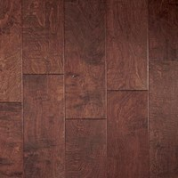 "Urban Floor Mountain Country: Birch Flintlock 1/2"" x 6"" Engineered Hardwood TCB-403-FL"