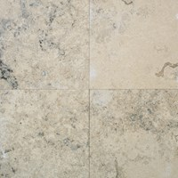 "Daltile Limestone: Jurastone Grey-Blue Honed 12"" x 12"" Natural Stone Tile L712-12121U"