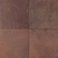 "Daltile Continental Slate: Indian Red 18"" x 18"" Porcelain Tile CS5118181P6"