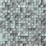 "Marazzi Crystal Stone: Breeze 12"" x 12"" Glass Tile LG4C"