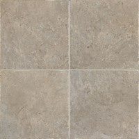 "Mannington Antiquity: Weathered Stone 12"" x 12"" Porcelain Tile AQ3T12"