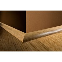 "Kahrs Linnea Country Collection:  Shoe Hard Maple Natural - 96"" Long"