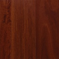 "Indusparquet Engineered: Santos Mahogany 5/16"" x 6 1/4"" Engineered Hardwood IPPFENGSM6"