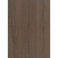 "Mohawk Stage Pointe: Natural Chocolate 6"" x 24"" Ceramic Tile 16001"