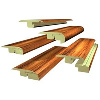 "Columbia Castille Clic: Instaform Porchlight Hickory - 84"" Long"