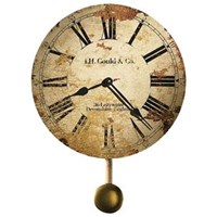 Howard Miller 620-257 J. H. Gould and Co. II Non-Chiming Wall Clock