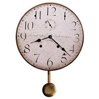 Howard Miller 620-313 Original Howard Miller II Non-Chiming Wall Clock