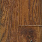 "Mohawk Zanzibar Reclaimed: Antique Elm Chestnut 1/2"" x 5"" Engineered Hardwood WEK3 06"