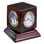 Howard Miller 645-408 Reuben Table Top Clock