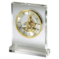 Howard Miller 645-682 Prestige Table Top Clock