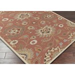 "Surya Caesar Raw Sienna (CAE-1107) Rectangle 10'0"" x 14'0"""