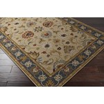 "Surya Caesar Olive Gray (CAE-1125) Rectangle 2'6"" x 8'0"""
