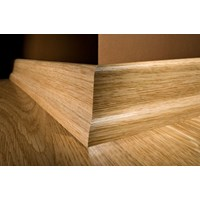 "Kahrs Linnea City Collection: Slim Base Hard Maple Natural - 96"" Long"