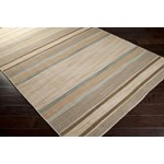 "Surya Calvin Dried Oregano (CLV-1010) Square 0'6"" x 0'6"""