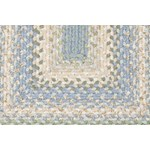 "Surya Country Living Cottage Braids Tarragon (CTG-4507) Rectangle 2'3"" x 3'9"""