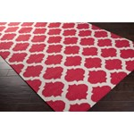 "Surya Frontier Red (FT-114) Square 0'6"" x 0'6"""