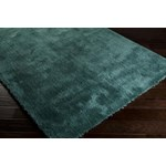 "Surya Heaven Sea Blue (HEA-8004) Square 0'6"" x 0'6"""
