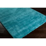 "Surya Heaven Deep Sky Blue (HEA-8012) Square 0'6"" x 0'6"""