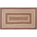 "Surya Jamestown Brick Red (JAM-4300) Rectangle 4'0"" x 6'0"""