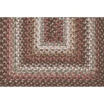 "Surya Jamestown Coffee Bean (JAM-4307) Oval 3'0"" x 5'0"""