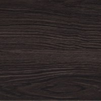 "Eleganza Wood Hampton: Black Walnut 6"" x 24"" Porcelain Tile WHAM-BLK0624"