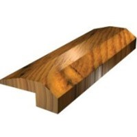 "Shaw Pebble Hill: Threshold Olde English Hickory - 78"" Long"