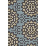 "Chandra Amy Butler (AMY13200-576) 5'0""x7'6"" Rectangle Area Rug"