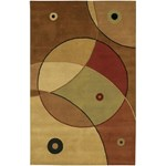 "Chandra Antara (ANT116-79106) 7'9""x10'6"" Rectangle Area Rug"
