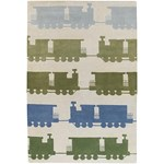 "Chandra Kids (KID7625-79106) 7'9""x10'6"" Rectangle Area Rug"