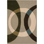 "Chandra Bense (BEN3021-79106) 7'9""x10'6"" Rectangle Area Rug"