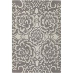 "Chandra Counterfeit (COU18209-576) 5'0""x7'6"" Rectangle Area Rug"