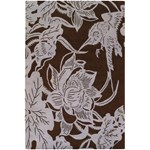 "Chandra Counterfeit (COU18212-576) 5'0""x7'6"" Rectangle Area Rug"