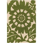 "Chandra Thomaspaul (T-ZIGC-35) 3'0""x5'0"" Rectangle Area Rug"