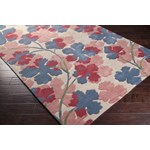 "Surya Paule Marrot Paule Marrot Parchment (PMT-1018) Rectangle 8'0"" x 11'0"""