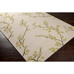 "Surya Rain Parchment (RAI-1076) Rectangle 2'0"" x 3'0"""