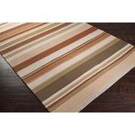 "Surya Rain Red Clay (RAI-1092) Rectangle 8'0"" x 10'0"""